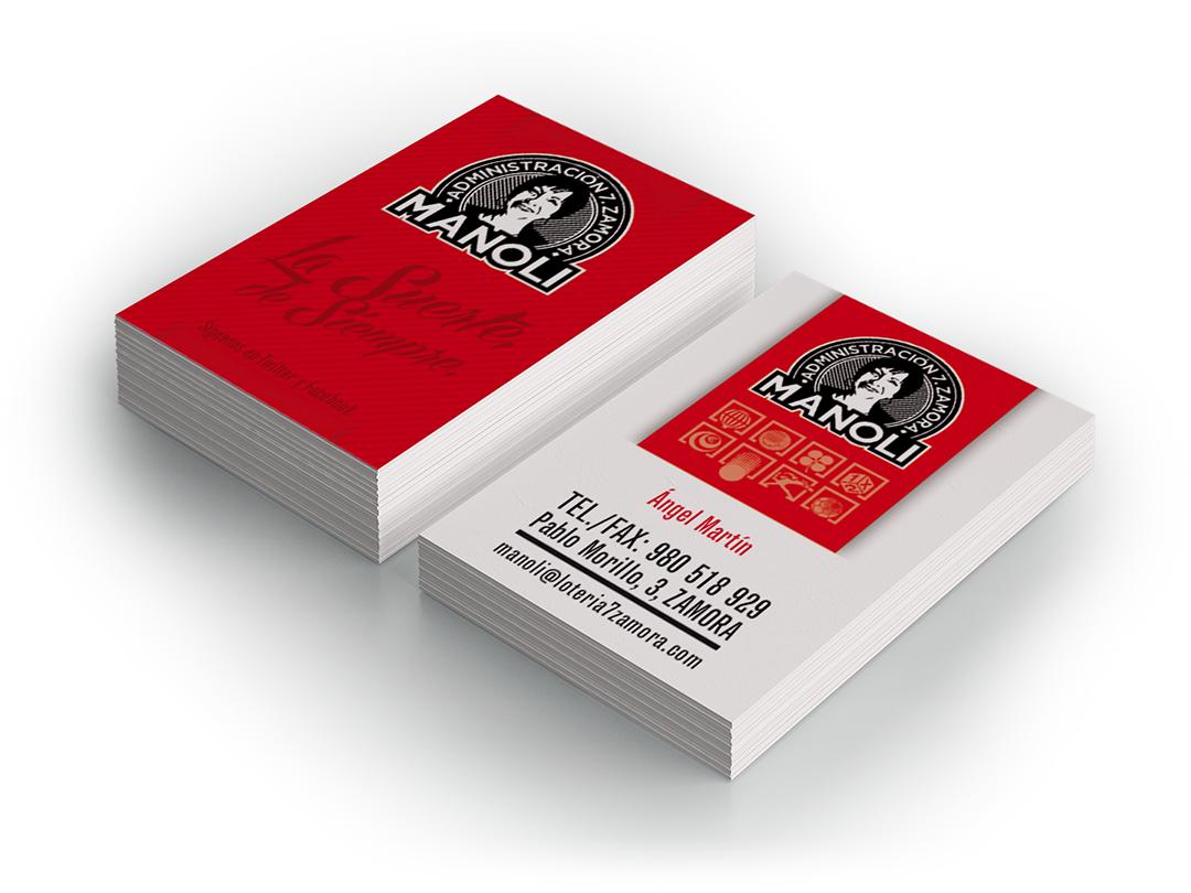 Administración de lotería 7 tarjeta
